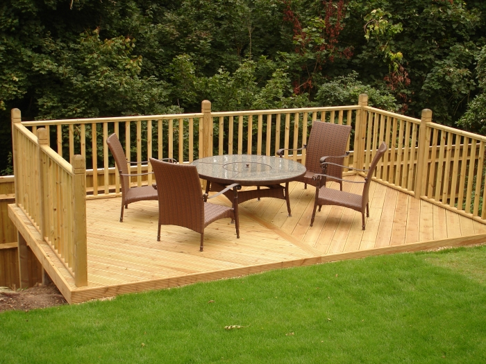 examples of our fencing decking and driveway gates for